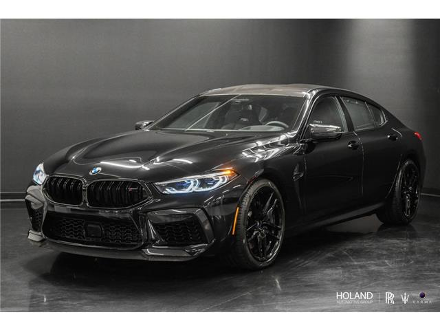 2021 BMW M8 Gran Coupe Competition (Stk: A67065) in Montreal - Image 1 of 30