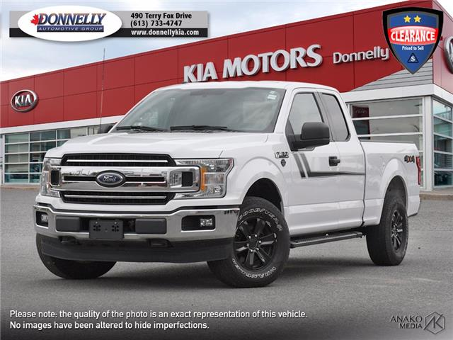 2018 Ford F-150 XLT (Stk: KV443A) in Kanata - Image 1 of 22