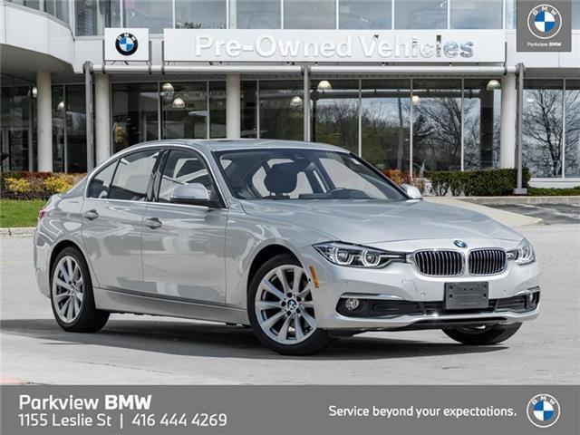 2017 BMW 320i xDrive Sedan (8E57) (Stk: PP10187) in Toronto - Image 1 of 24
