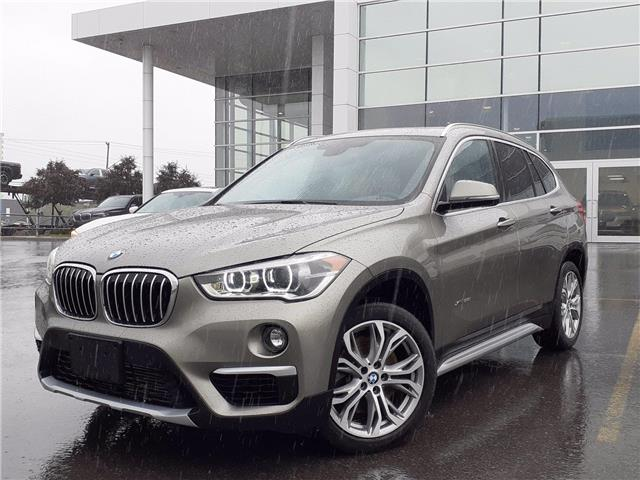 2018 BMW X1 xDrive28i (Stk: P10098) in Gloucester - Image 1 of 26