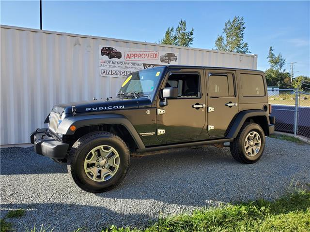 2014 Jeep Wrangler Unlimited Rubicon 4WD (Stk: p21-270) in Dartmouth - Image 1 of 19