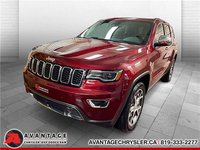 2021 Jeep Grand Cherokee Limited (Stk: 41213) in La Sarre - Image 1 of 24