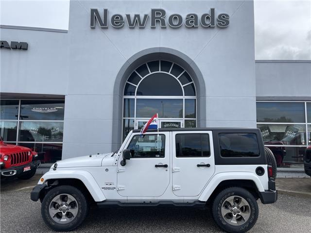 2017 Jeep Wrangler Unlimited Sahara (Stk: 25795T) in Newmarket - Image 1 of 1
