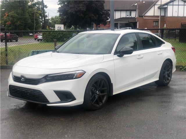 2022 Honda Civic Sport (Stk: ) in Rockland - Image 1 of 1