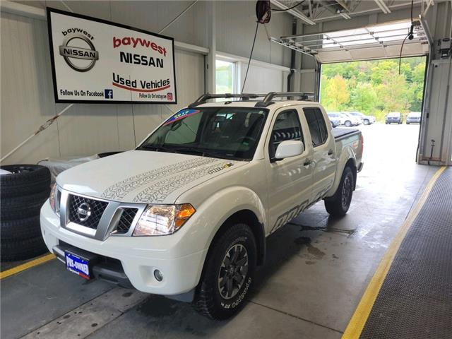 2019 Nissan Frontier PRO-4X (Stk: P1031) in Owen Sound - Image 1 of 14