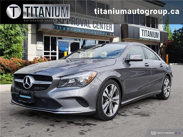 2017 Mercedes-Benz CLA 250 Base (Stk: 474717) in Langley Twp - Image 1 of 20