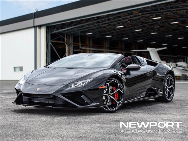 2021 Lamborghini Huracan  (Stk: U18879) in Hamilton, Ontario - Image 1 of 40