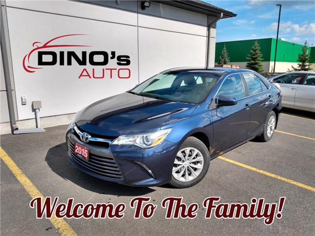 2015 Toyota Camry  (Stk: 957044) in Orleans - Image 1 of 27