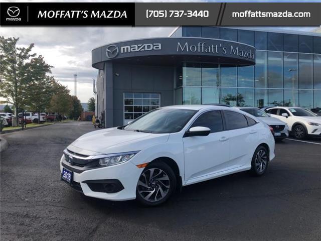 2018 Honda Civic SE (Stk: 29370) in Barrie - Image 1 of 21