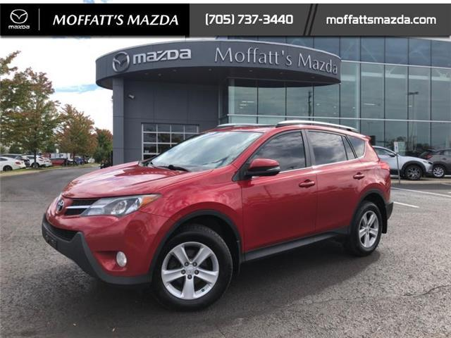 2014 Toyota RAV4 XLE (Stk: P9479A) in Barrie - Image 1 of 15