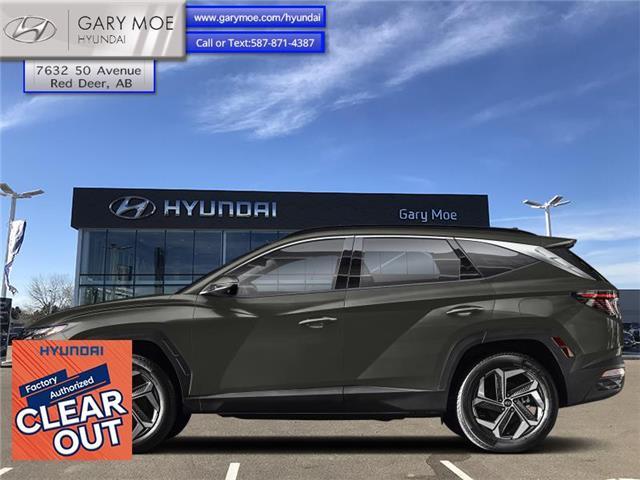 2022 Hyundai Tucson Hybrid Ultimate (Stk: 2TU2445) in Red Deer - Image 1 of 1