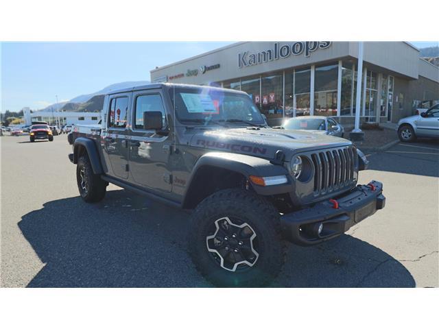 2021 Jeep Gladiator Rubicon (Stk: TM277) in Kamloops - Image 1 of 22