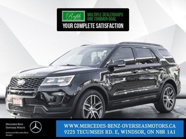 2018 Ford Explorer Sport (Stk: PM8169) in Windsor - Image 1 of 22