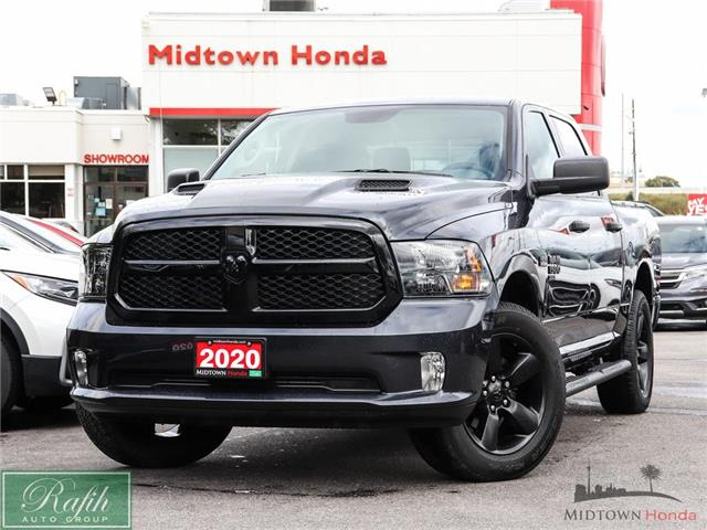 2020 RAM 1500 Classic ST (Stk: P15226) in North York - Image 1 of 26