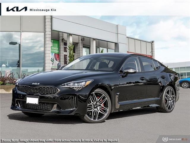 2022 Kia Stinger GT Elite w/Black Interior (Stk: ST22002) in Mississauga - Image 1 of 22