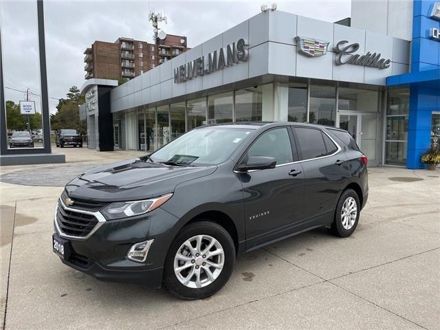 2018 Chevrolet Equinox LT (Stk: 21122A) in Chatham - Image 1 of 20
