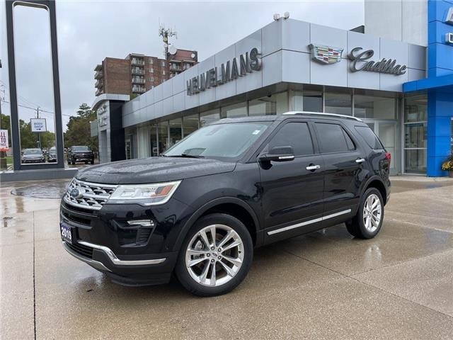 2019 Ford Explorer Limited (Stk: M211A) in Chatham - Image 1 of 22