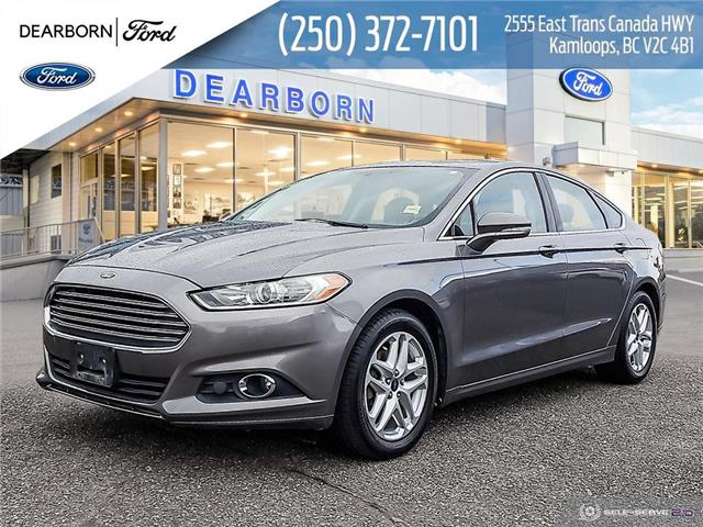 2013 Ford Fusion SE (Stk: JM266AA) in Kamloops - Image 1 of 26