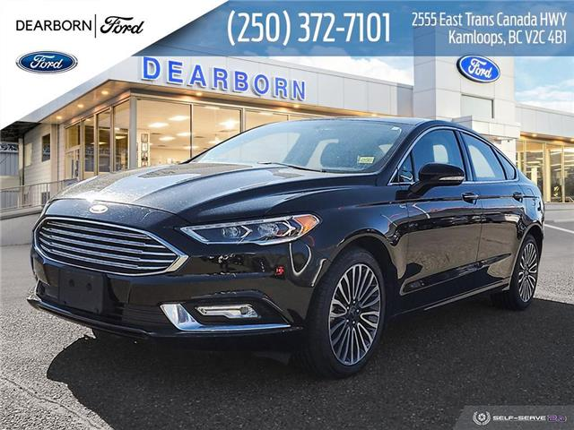 2017 Ford Fusion SE (Stk: PM135) in Kamloops - Image 1 of 26