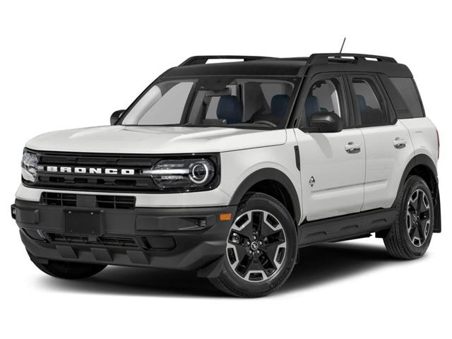 2021 Ford Bronco Sport Outer Banks (Stk: MBR031) in Fort Saskatchewan - Image 1 of 9
