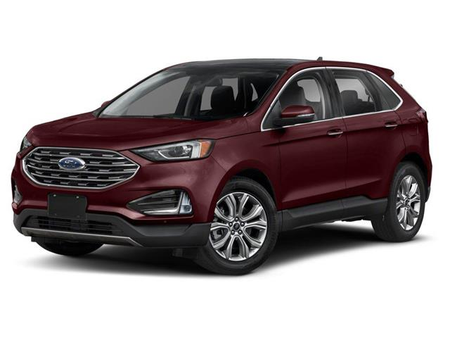 2021 Ford Edge Titanium (Stk: MED014) in Fort Saskatchewan - Image 1 of 9