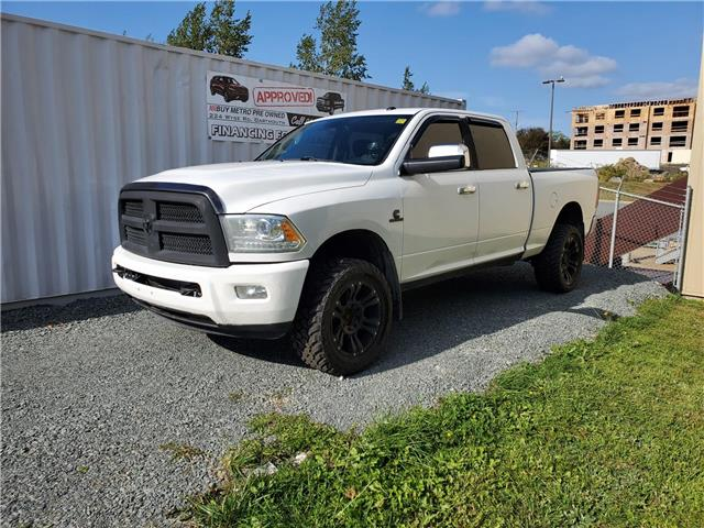 2014 RAM 2500 Longhorn Limited Crew Cab SWB 4WD (Stk: p21-261) in Dartmouth - Image 1 of 20