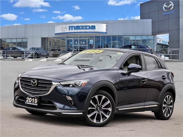 2019 Mazda CX-3 GT (Stk: LT1141) in Hamilton - Image 1 of 24