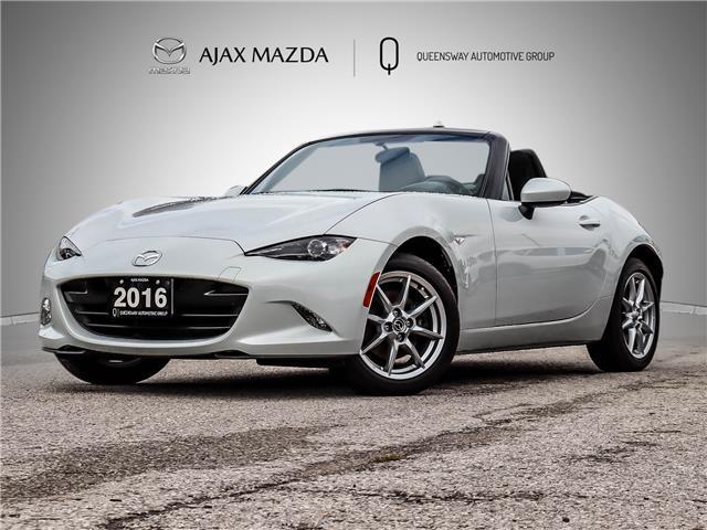2016 Mazda MX-5 GX (Stk: P5947) in Ajax - Image 1 of 24