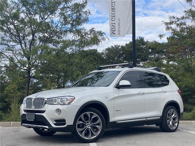 2017 BMW X3 xDrive28i (Stk: P1903) in Barrie - Image 1 of 13