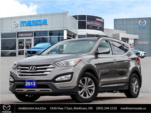 2013 Hyundai Santa Fe Sport  (Stk: N210306A) in Markham - Image 1 of 27