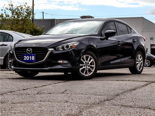 2018 Mazda Mazda3  (Stk: P2104) in Markham - Image 1 of 1