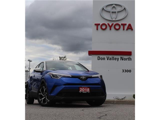 2018 Toyota C-HR XLE (Stk: 211370A) in Markham - Image 1 of 1