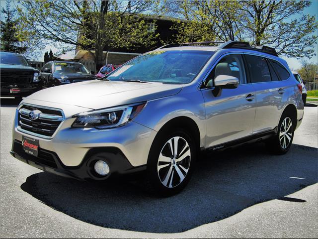 2019 Subaru Outback 2.5i Limited (Stk: 1743) in Orangeville - Image 1 of 21