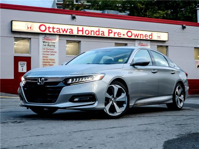2018 Honda Accord Touring (Stk: 349591) in Ottawa - Image 1 of 29