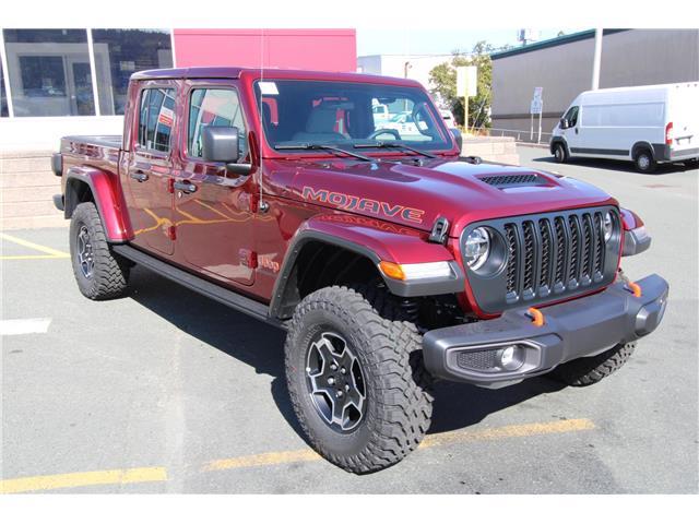 2021 Jeep Gladiator Mojave (Stk: PW3715) in St. John's - Image 1 of 20