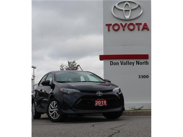 2019 Toyota Corolla LE (Stk: 211865A) in Markham - Image 1 of 1