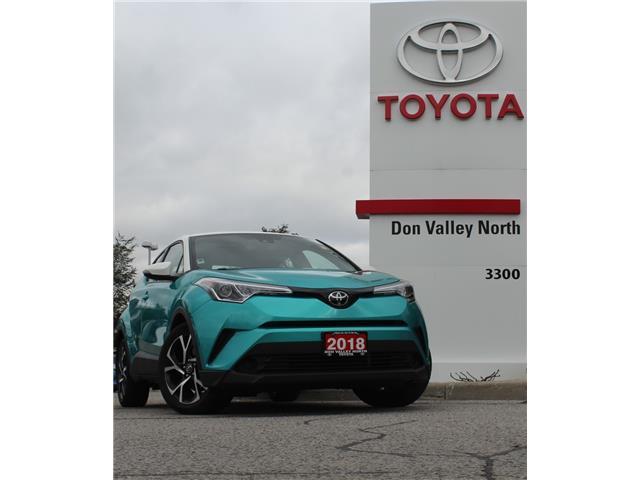 2018 Toyota C-HR XLE (Stk: 212195A) in Markham - Image 1 of 1
