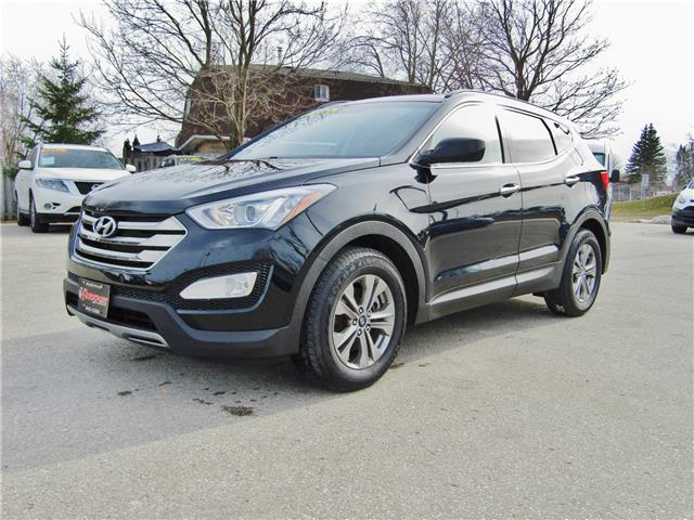2016 Hyundai Santa Fe Sport 2.4 Premium (Stk: 1722) in Orangeville - Image 1 of 22