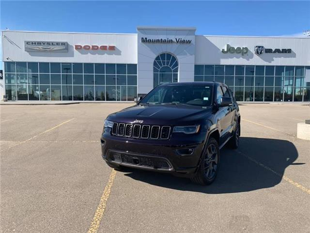 2021 Jeep Grand Cherokee Limited (Stk: AM123) in Olds - Image 1 of 20