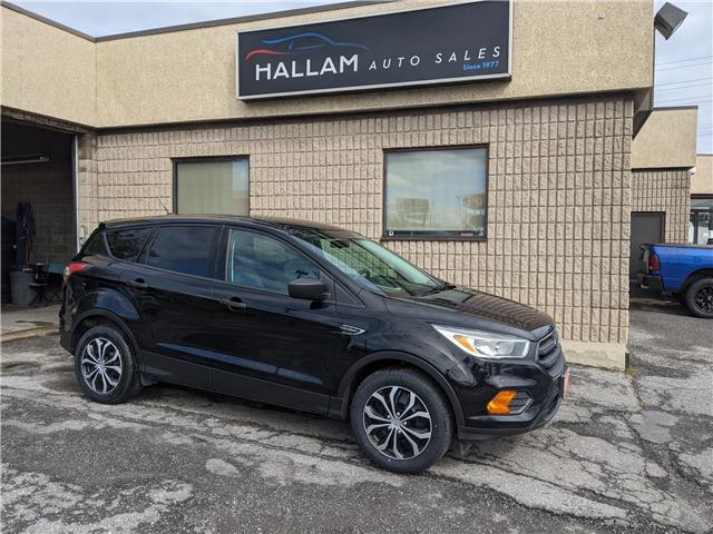 2017 Ford Escape S (Stk: ) in Kingston - Image 1 of 15