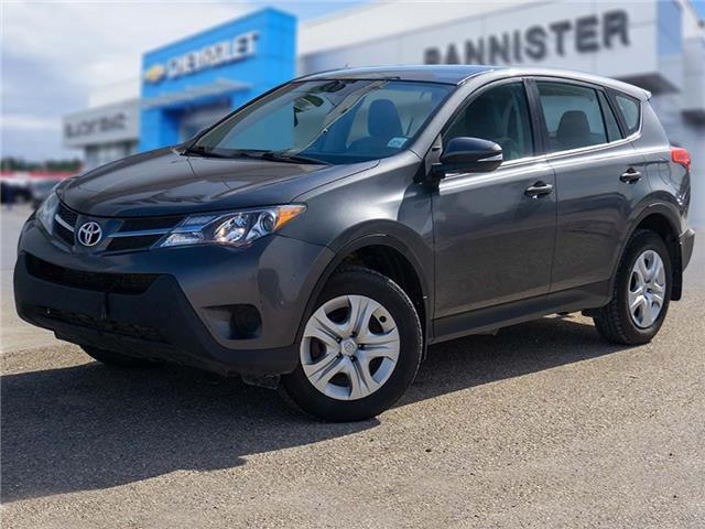 2013 Toyota RAV4 LE (Stk: P21-208) in Edson - Image 1 of 17