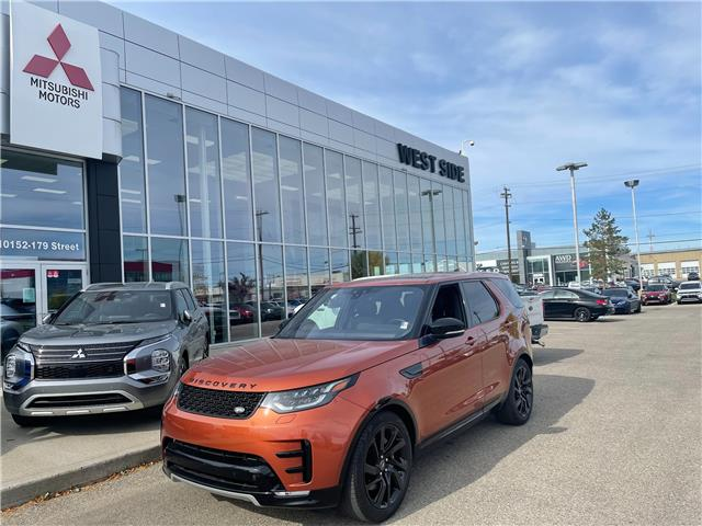 2018 Land Rover Discovery HSE (Stk: 7803) in Edmonton - Image 1 of 1