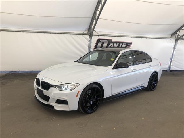 2015 BMW 335i xDrive WBA3B9C57F5A48335 193406 in AIRDRIE
