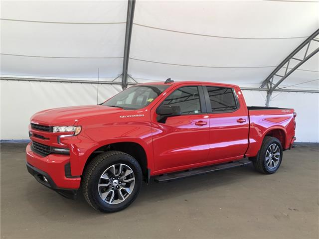 2021 Chevrolet Silverado 1500 RST 3GCUYEED3MG115521 187397 in AIRDRIE
