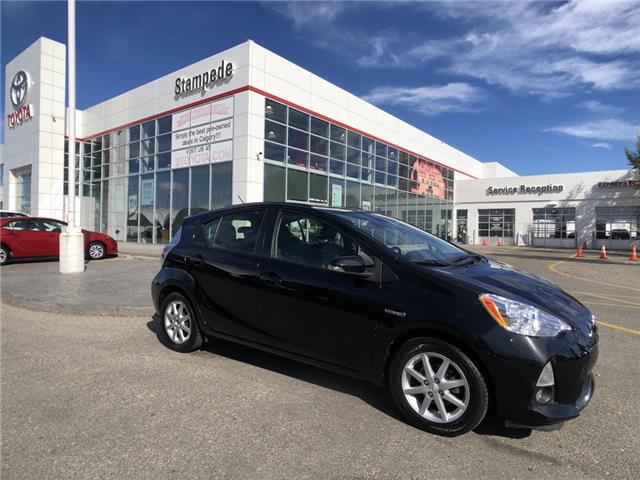 2014 Toyota Prius C Base (Stk: 9531A) in Calgary - Image 1 of 24