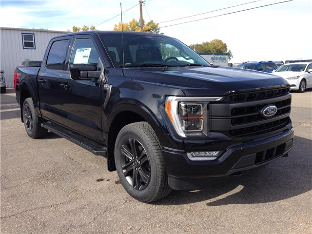 2021 Ford F-150 Lariat (Stk: 21247) in Wilkie - Image 1 of 22