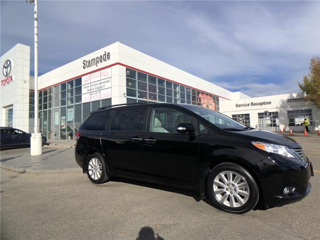 2014 Toyota Sienna XLE 7 Passenger (Stk: 9534A) in Calgary - Image 1 of 28