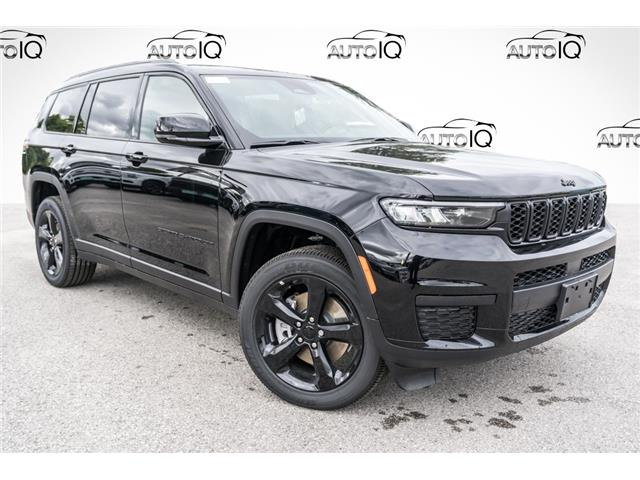 2021 Jeep Grand Cherokee L Laredo (Stk: 35292) in Barrie - Image 1 of 28