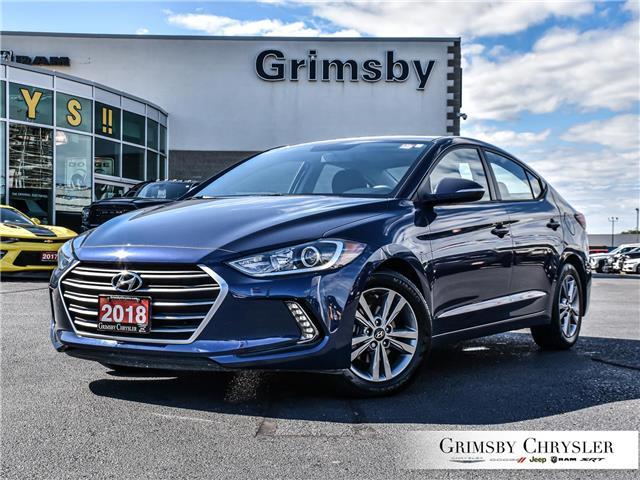 2018 Hyundai Elantra GLS (Stk: U5263) in Grimsby - Image 1 of 32
