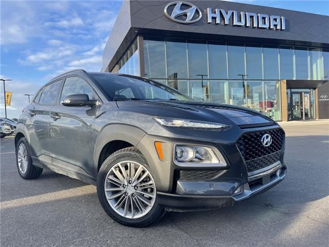 2018 Hyundai Kona 2.0L Luxury KM8K6CAAXJU073009 50100A in Saskatoon